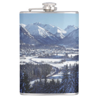 SNOWY MOUNTAINS FLASKS