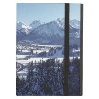 SNOWY MOUNTAINS iPad AIR COVER