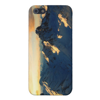 Snowy Mountains iPhone 5 Cases