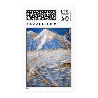Snowy Mountains Postage