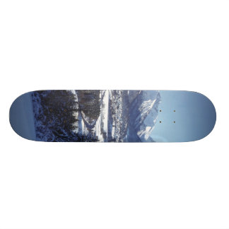 SNOWY MOUNTAINS SKATE BOARDS