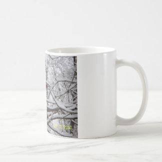 snowy oak limbs mug