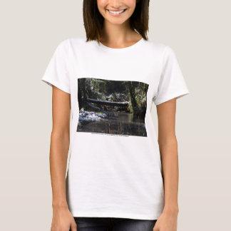 Snowy Oregon Forest, Fox Creek 5 T-Shirt