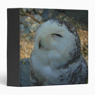 Snowy Owl Binders