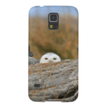 Snowy Owl Case For Galaxy S5