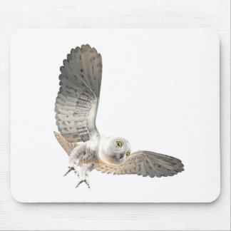 Snowy Owl Female Mousepads