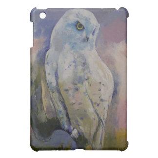 Snowy Owl iPad Case