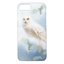 Snowy Owl iPhone 8/7 Case