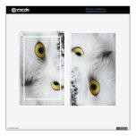Snowy Owl Kindle Fire Skin