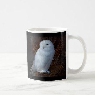 Snowy Owl - mug