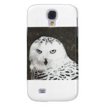 Snowy Owl Samsung Galaxy S4 Cover