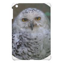 Snowy Owl, Schnee-Eule 02_rd iPad Mini Cases