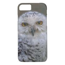 Snowy Owl, Schnee-Eule, iPhone 8/7 Case