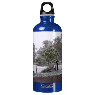 Snowy Pasture Road SIGG Traveler 0.6L Water Bottle