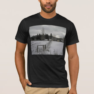 Snowy Pasture T-Shirt