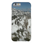 Snowy Peaks of Grand Teton Mountains I Photography Barely There iPhone 6 Case