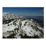 Snowy Peaks of Grand Teton Mountains I Photography Postcard