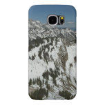 Snowy Peaks of Grand Teton Mountains I Photography Samsung Galaxy S6 Cases
