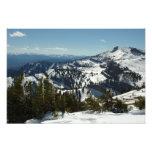 Snowy Peaks of Grand Teton Mountains II Photo