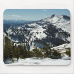 Snowy Peaks of Grand Teton Mountains II Photo Mouse Pad