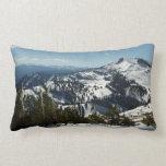 Snowy Peaks of Grand Teton Mountains II Photo Pillow