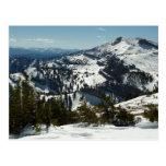 Snowy Peaks of Grand Teton Mountains II Photo Postcard