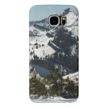 Snowy Peaks of Grand Teton Mountains II Photo Samsung Galaxy S6 Case