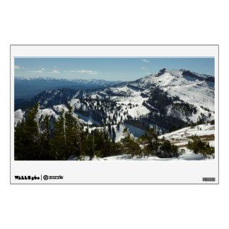 Snowy Peaks of Grand Teton Mountains II Photo Wall Decal