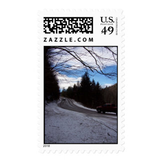 snowy photo by gbillips postage stamp