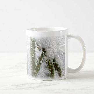 Snowy Pines Coffee Mug