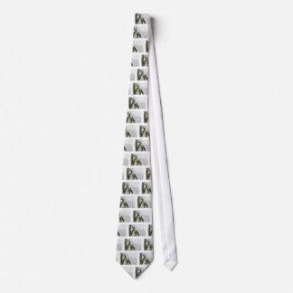Snowy Pines Neck Tie