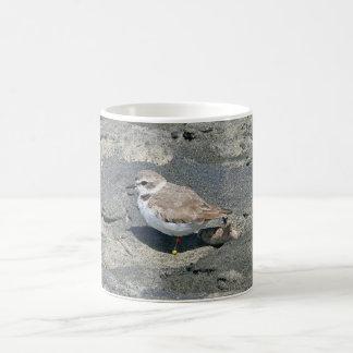 Snowy plover coffee mug