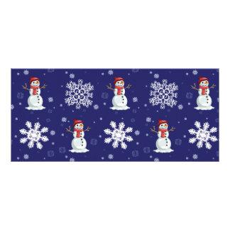 Snowy Rack Card