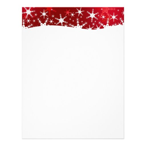 Christmas stationery templates playbestonlinegames for Christmas stationary template