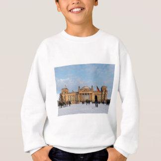 Snowy Reichstag_001.02 (Reichstag im Schnee) Sweatshirt