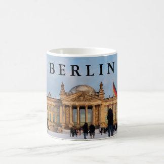 Snowy Reichstag_001.03.T.3 Coffee Mug