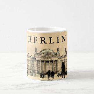 Snowy Reichstag_01.03.T.F.3 Coffee Mug