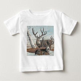Snowy ridge bucks baby T-Shirt