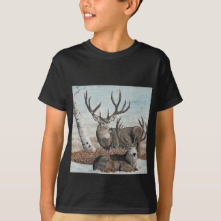 Snowy ridge bucks T-Shirt
