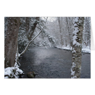 Snowy River Card