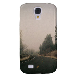 snowy road galaxy s4 covers