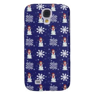 Snowy Samsung Galaxy S4 Cover
