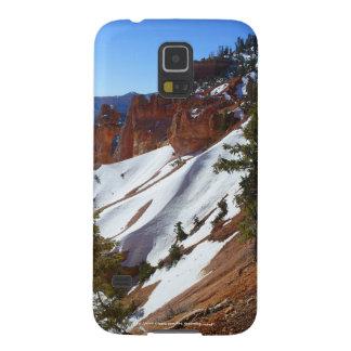 Snowy Slope Samsung S5 Case