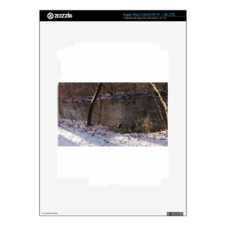 Snowy Sugar Creek iPad 3 Decals