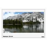 Snowy Tenaya Lake Yosemite National Park Photo Wall Sticker