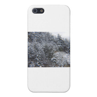 Snowy Trees Case For iPhone 5/5S