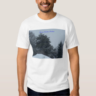 Snowy Trees, Warm Winter Wishes Shirt