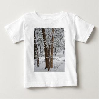 snowy trunks baby T-Shirt