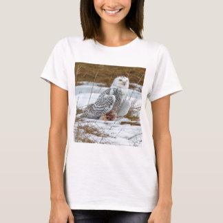 Snowy White Owl Shirt