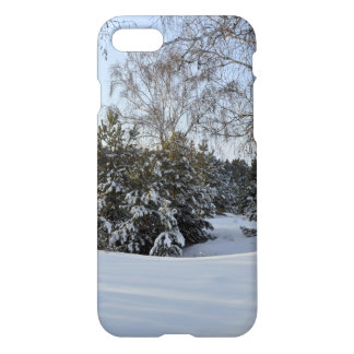 Snowy Winter Day iPhone 7 Case